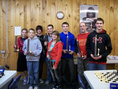 Kansas Scholastic Chess Association
