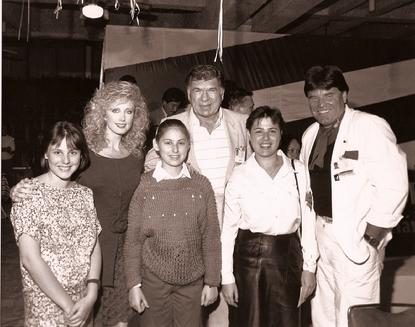 Hollywood, Actors, Morgan Fairchild, Claude Akins, Gene Scherer, Sophia Polgar, Judith Polgar, Susan Polga