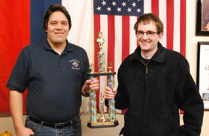 Nathanial Fast wins Lindsborg Open