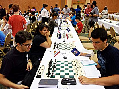 Summer Camps, U.S. Chess