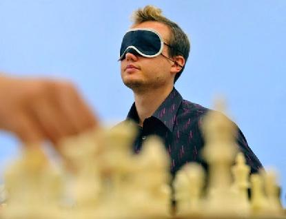 blindfolded chess, Timur Gareyev