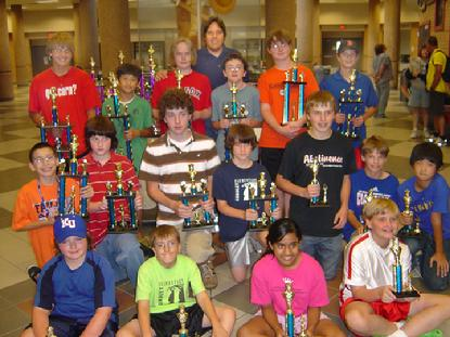 Chess Kids Winners