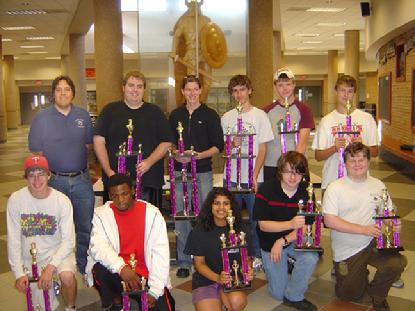 Winners U.S. Junior Chess Championships