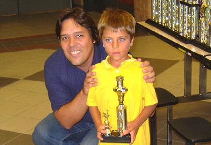 U.S. Junior Open Chess kids