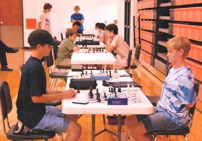 Karpov Chess School Kids Chess